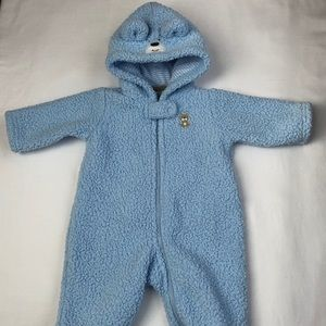 CARTER'S - Infant Boys Sherpa All in One